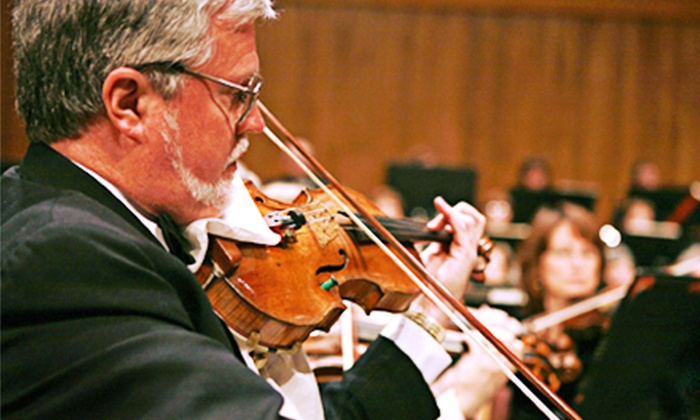 Penfield Symphony Orchestra - Penfield: Penfield Symphony Orchestra's Revel in Rachmaninoff for Two on October 21 at 7:30 p.m. (Up to Half Off)