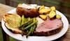 Brutkes Wagon Wheel - Roseburg: Burgers, Steaks, and Seafood at Brutke's Wagon Wheel (40% Off)