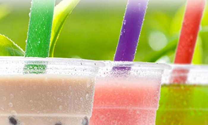 BoBoQ Birmingham Limited - Birmingham: Bubble Tea With Topping from £2 at BoBoQ (Up to 54% Off)