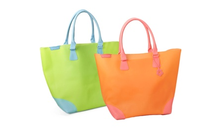 Crocs Jelly Beach Tote. Multiple Styles Available. Free Returns.