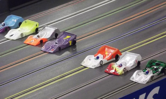 Speedzone NJ - Mount Holly: 30 Minutes of Slot-Car Racing for Two, Four, or Eight, or Party for Up to Eight at Speedzone NJ (Up to 51% Off)