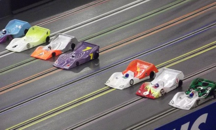 30 Minutes of Slot-Car Racing for Two, Four, or Eight, or Party for Up to Eight at Speedzone NJ (Up to 51% Off)