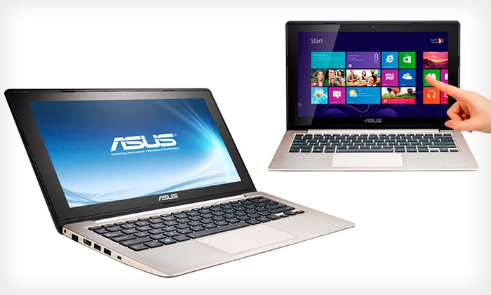 ASUS Vivobook Touchscreen Notebook with 4GB RAM: $389.99 for an ASUS Vivobook Notebook (Manufacturer Refurbished) ($499.99 List Price). Free Shipping and Returns.