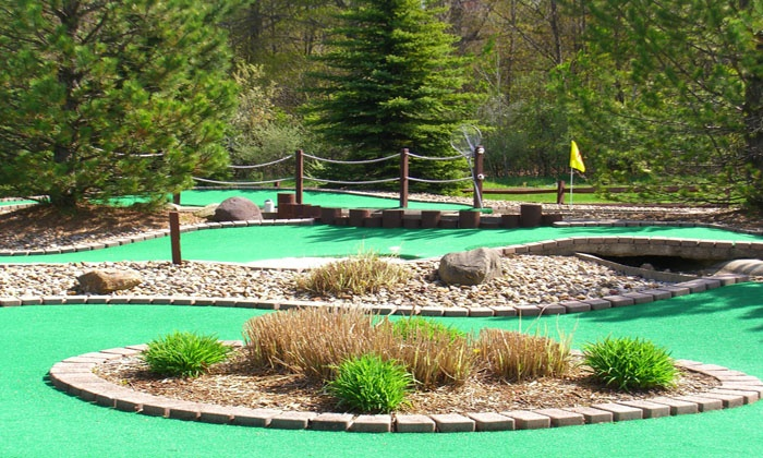 The Golf Dome - Chagrin Falls: 24 Batting-Cage Tokens or Four Rounds of Mini Golf at The Golf Dome (Up to 50% Off)