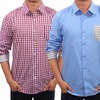 Filthy Etiquette Men's Woven Button-Downs