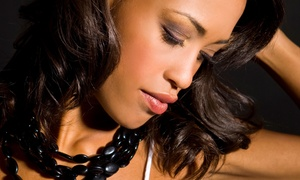 Marilyn Thompson at Divine Hair Design: Haircut Package or Full or Partial Sew-In Extensions with Marilyn Thompson at Divine Hair Design (Up to 55% Off)