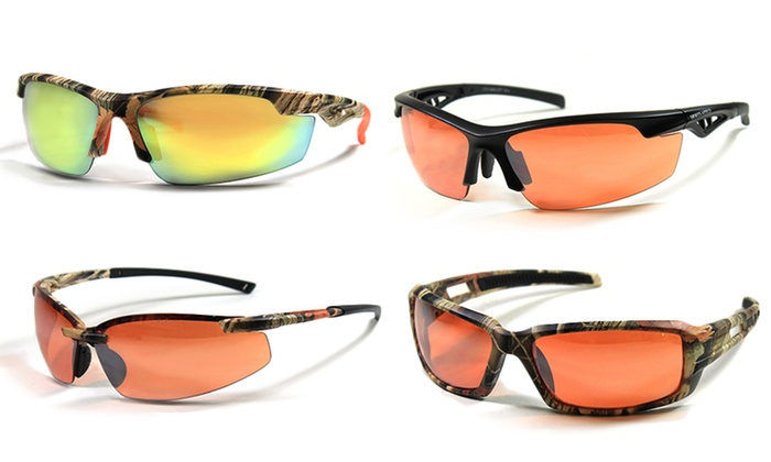 Sports Afield Sunglasses with Protective Case: SportsAfield Sunglasses with Protective Case. Multiple Styles Available. Free Returns.