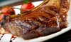 Cellar 220 - Downtown: $25 for $50 Worth of American-Mediterranean Fusion Cuisine at Lulav
