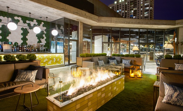 Dana hotel and spa premium collection groupon for Spa weekend getaway chicago