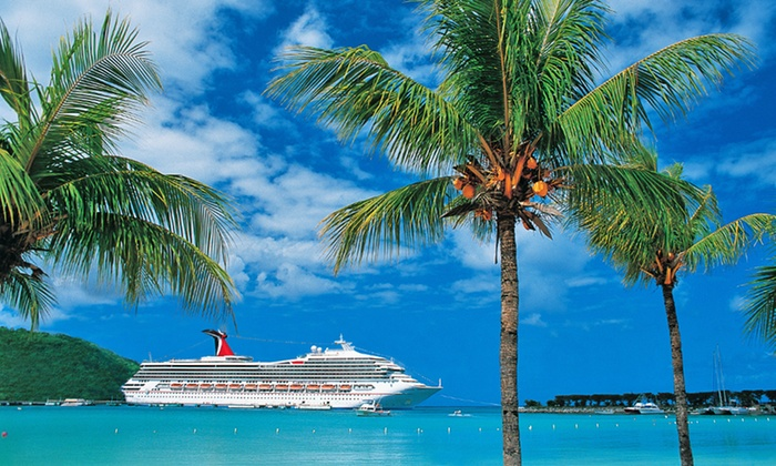 Cruises To The Caribbean And Mexico With Carnival Groupon - Cheap cruises to jamaica