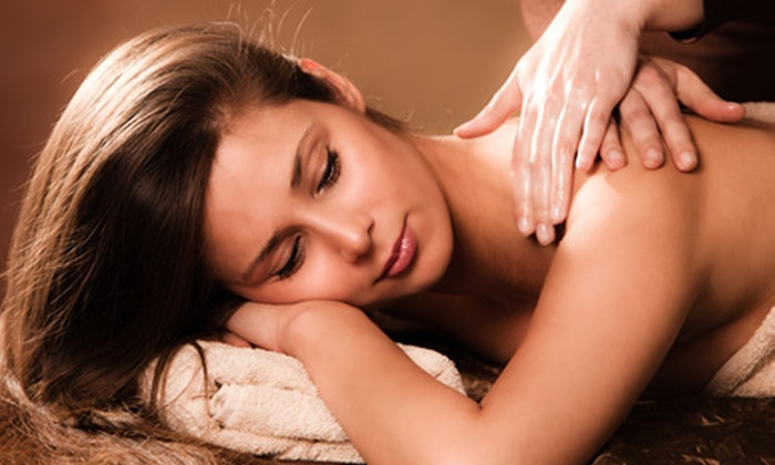 Belle Journée Spa and Beauty - Belle Journée Spa and Beauty: $39 One-Hour Aromatherapy Massage or Facial or $59 for Both at Belle Journée Spa and Beauty (Up to $295 Value)