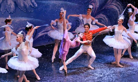 "Moscow Ballet's ""Great Russian Nutcracker"" with Optional Nutcracker and DVD on December 8 (Up to 51% Off)"