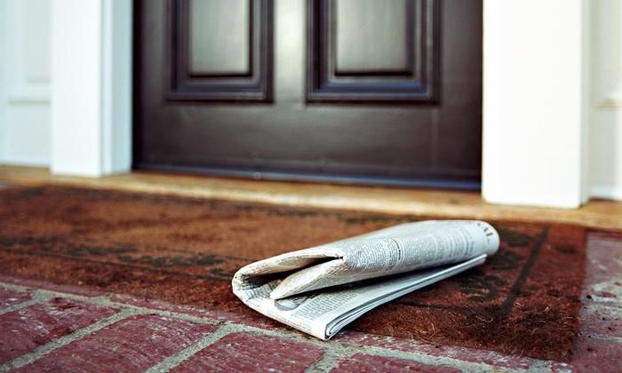 """The Philadelphia Inquirer"" - Philadelphia: 13- or 26-Week Sunday Subscription to ""The Philadelphia Inquirer"" (40% Off)"