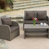 Outdoor Seating Set (4-Piece)