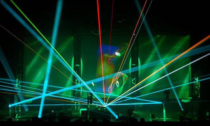 The Pink Floyd Laser Spectacular - Old Fourth Ward: $9 to See The Pink Floyd Laser Spectacular at Masquerade Music Park on Friday, September 28, at 8 p.m. (Up to $18.40 Value)