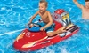 Banzai Motorized Inflatable Speed Boat with Water Blaster: Banzai Motorized Inflatable Speed Boat with Water Blaster