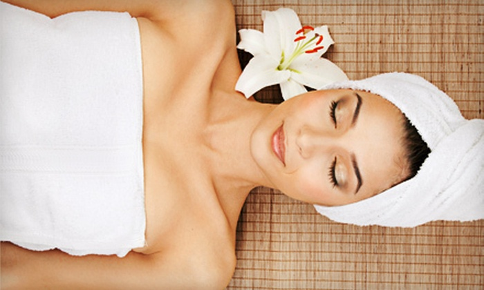Spa Catalina - Spa Catalina: $119 for Spa Package with Massage, Hand and Foot Scrub, Facial, and Microdermabrasion at Spa Catalina (Up to $264 Value)