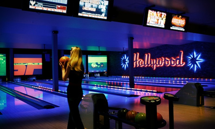 Lucky Strike Lanes Belmar - Belmar: Bowling, Shoe Rentals, and Beer or Wine for Two, Four, or Six at Lucky Strike Lanes Belmar (Up to 68% Off)