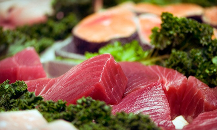 Seatide Gourmet Fish Market - Brooklyn: $15 for $30 Worth of Fresh and Prepared Seafood at Seatide Gourmet Fish Market