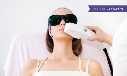 Six LHR Sessions on a Small, Medium, or Large Area at Elite Medspa & Wellness (Up to 92% Off)