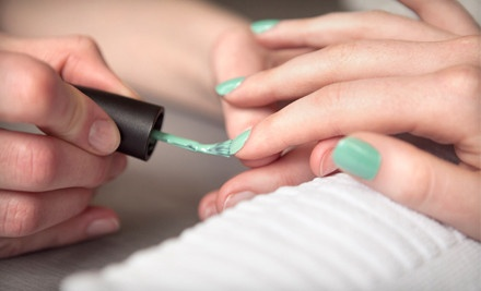 One or Three OPI No-Chip Manicures from Cherita Irving at Oasis On Fifth (Up to 54% Off)