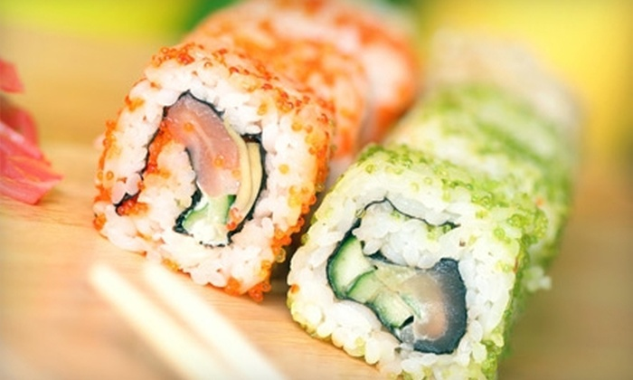 Wild Sushi - Fort Worth: $10 for $20 Worth of Sushi at Wild Sushi