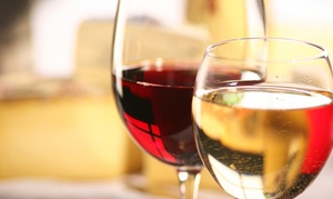 PRP Wine International: In-Home Wine Tasting for Four or Eight with Complimentary Bottle of Wine from PRP Wine International (Up to 87% Off)