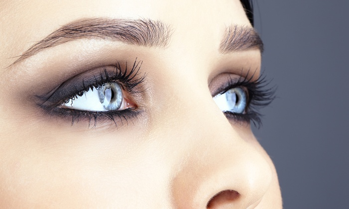 Lady Lash - Grand Oak: Full Set of Eyelash Extensions with Option for Fill at Lady Lash (Up to 51% Off)