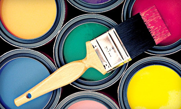 Custom Koats Painting - Downtown: Interior Painting for One, Two, or Three Rooms from Custom Koats Painting (Up to 62% Off)