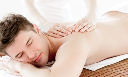 60-Minute Swedish Massage with Option for a 45-Minute Facial at Cloud 9 Day Spa (54% Off)