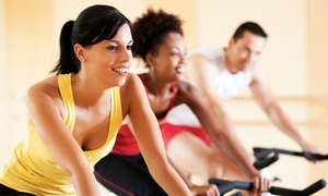 Invicta Fitness: 10 or 20 Zumba, Rowing, Yoga, or TRX Suspension Training Classes at Invicta Fitness (Up to 61% Off)
