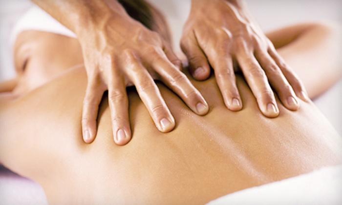 Dr. Joe Burnham - Orange Park: 60-, 90-, or 120-Minute Deep-Tissue Massage from Dr. Joe Burnham in Orange Park (Up to 54% Off)