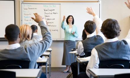 $385 for $700 Worth of Academic Classes — Smart Start International