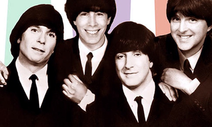 """The Stars Of Beatlemania!"" - California Theatre of the Performing Arts: ""The Stars of Beatlemania!"" at California Theatre of the Performing Arts on Friday, October 4, at 8 p.m. (Up to 51% Off)"