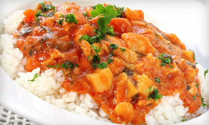 Judge's Indian Cuisine - West End: $12 for $25 Worth of Indian Fare at Judge's Indian Cuisine