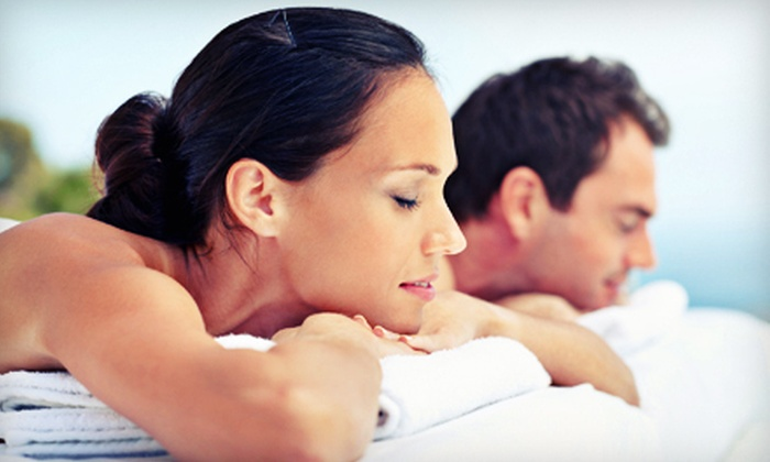 Moksha Spa and Wellness Center - The East End: $239 for Spa Day with Massage, Facial, and Light Lunch for Two at Moksha Spa and Wellness Center in Methuen ($500 Value)