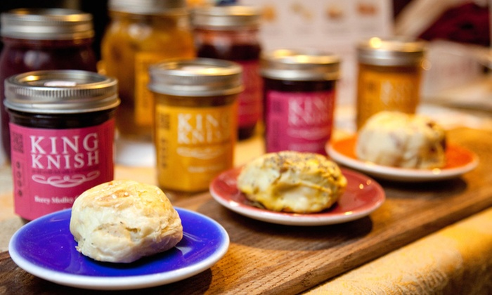 King Knish - Mission: Knish Cooking Class for One, Two, or Four at King Knish (Up to 57% Off)