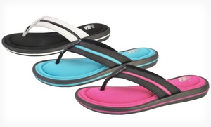 $17.99 For Womens New Balance Memory Foam Sandals (up To $31.95 List Price). Multiple Colors. Free Shipping & Returns.