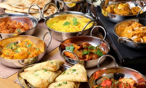 Taste of India: Indian Cuisine at Taste of India (Up to 55% Off)