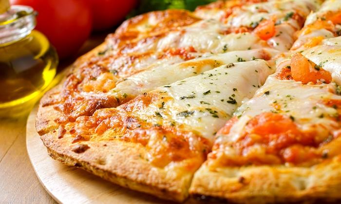 Pizzeria Stuzzico - Bologna: Menu d'asporto con pizza a scelta e bibita da 7,90 €