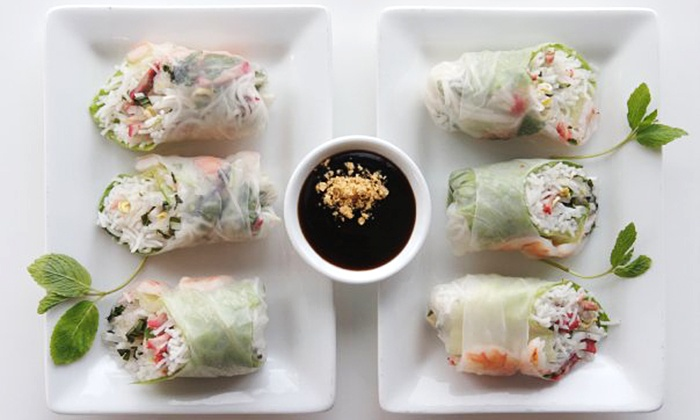 Nina Wong Cooking Studio - Como: Spring Roll 101 Cooking Class for One, Two, or Four at Nina Wong Cooking Studio  (Up to 59% Off)