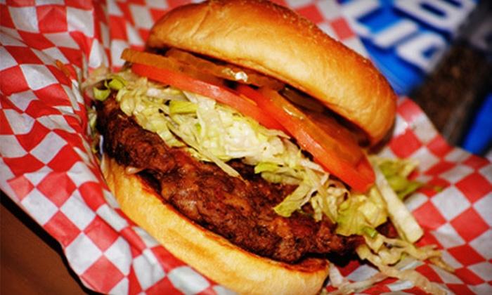 Patty Shack Burgers - Grand Prairie: $7 for $15 Worth of Burger-Joint Fare at Patty Shack Burgers in Grand Prairie