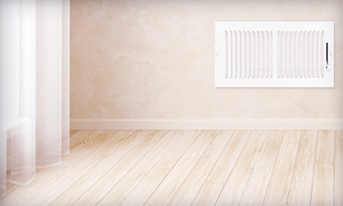 D Finest Air Duct Cleaning - Worcester: Air-Duct Cleaning with Optional Dryer-Vent Cleaning from D Finest Air Duct Cleaning (Up to 76% Off)