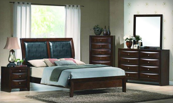 Casual Rooms: Furniture and Mattresses from Casual Rooms (67% Off). Two Options Available.