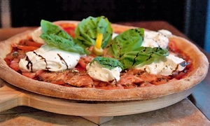 Pizza Cuisine For Dinner At Pizzeria Panaretto (43% Off). Two Options Available.