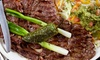 The International Office - Rosewood Manor: Chicken Wings, Sandwiches, and Mexican Dishes at The International Office (Up to 48% Off). Two Options Available.