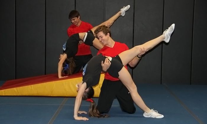 POWER - Clovis: $20 for Four 60-Minute Tumbling Classes at POWER ($40 Value)