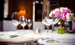 Ristorante Luci: Menu di carne da 4 portate con agnello e calice di vino per 2 o 4 persone al Ristorante Luci (sconto fino a 74%)