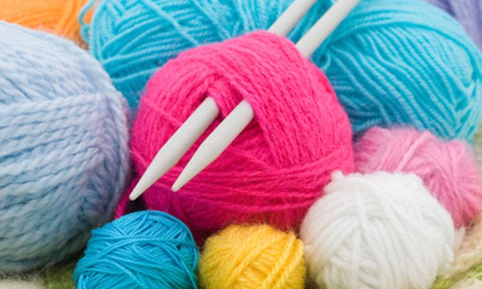 The Shepherdess Yarn Shop - Anoka: One Knitting Class or $15 for $30 Worth of Yarn and Patterns at The Shepherdess Yarn Shop