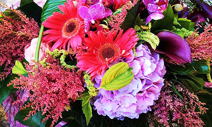 Blumen Floral Boutique - Vancouver: $15 for $30 Worth of Floral Arrangements and Gifts at Blumen Floral Boutique